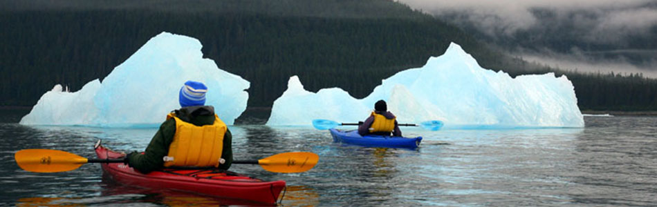 alaska cruise kayaking