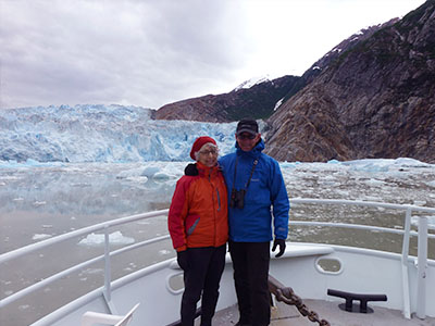 Alaska Cruise Glacier Viewing