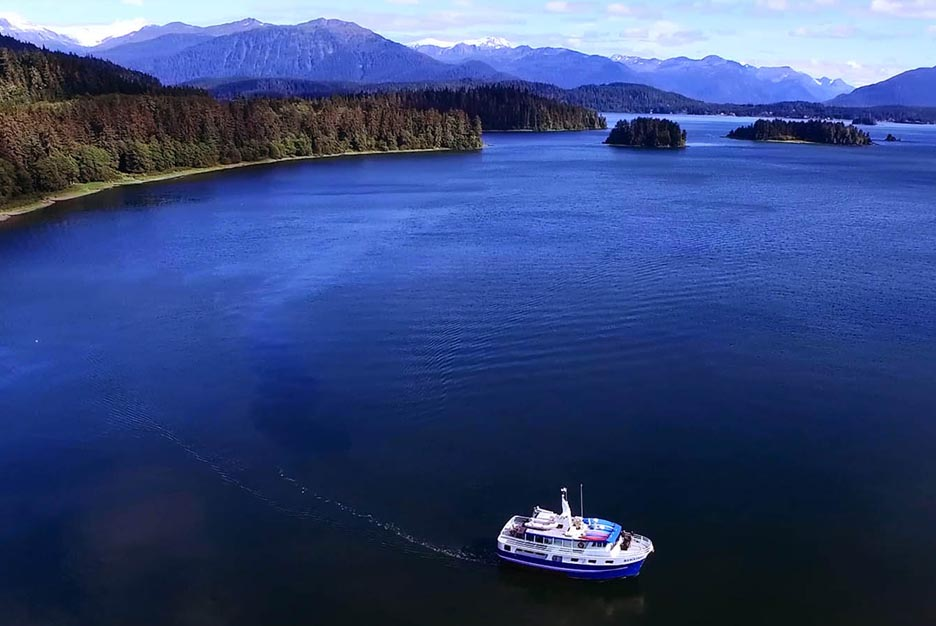 Save Big On Alaska Small Ship Cruises Free Excursions