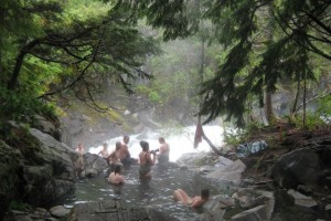 alaska Cruise Hot Spring Excursions