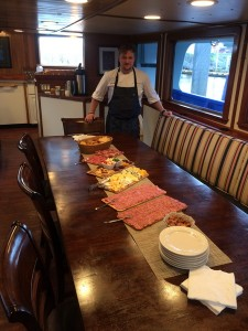 Alaska Cruise Menu Food Cuisine
