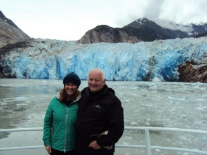Alaska Cruise Glacier Viewing Excursion