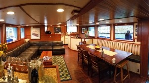 MV Sikumi Interior