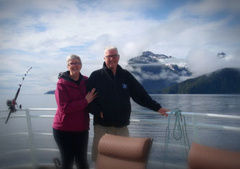 private yacht charter alaska