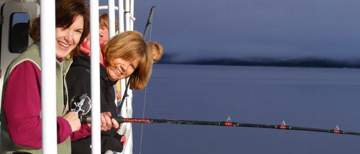 fishing alaska private yacht charter