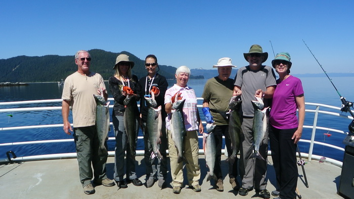 Alaska Fishing Excursions
