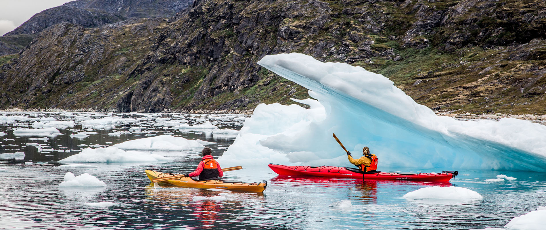 Alaska Cruise Sea Kayaking